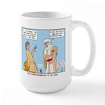 False Idols Large Mug