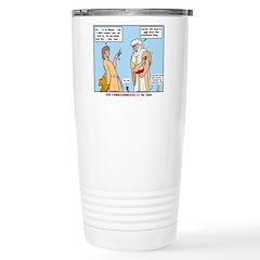 False Idols Travel Mug