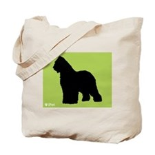 Briard iPet Tote Bag