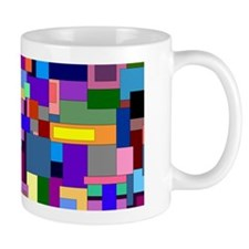 Modern Blocks Mugs