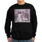 Pharaoh Uh-Oh Sweatshirt (dark)