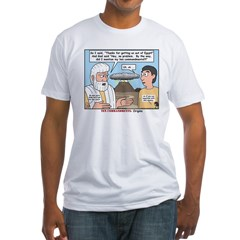 Fine Print Shirt