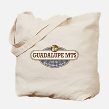 Guadalupe Mountains National Park Tote Bag