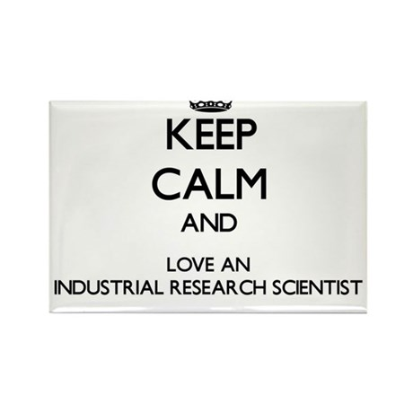 Keep Calm and Love an Industrial Research Scientis