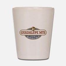 Guadalupe Mountains National Park Shot Glass