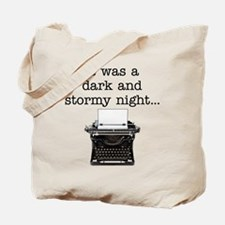 Dark and stormy - Tote Bag