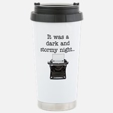 Dark and stormy - Stainless Steel Travel Mug