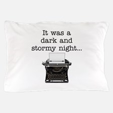 Dark and stormy - Pillow Case