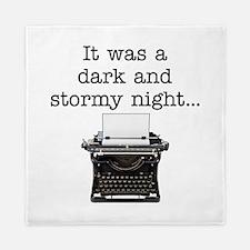 Dark and stormy - Queen Duvet