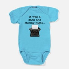 Dark and stormy - Baby Bodysuit