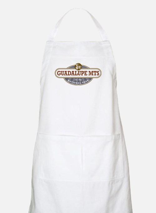Guadalupe Mountains National Park Apron
