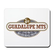 Guadalupe Mountains National Park Mousepad