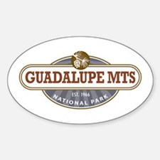 Guadalupe Mountains National Park Decal