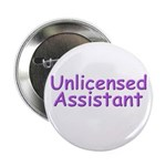 "Unlicensed Assistant 2.25"" Button (10 pack)"