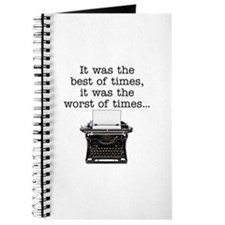 Best of times - Journal