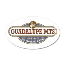 Guadalupe Mountains National Park Wall Decal