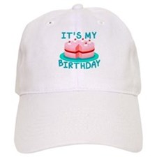 Its My Birthday Cake Baseball Baseball Cap