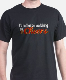 Cheers TV Show T-Shirt