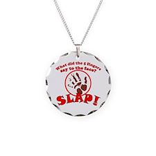 Slap! Necklace