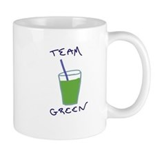 Team Green Mugs