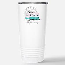 Go Your Own Way Travel Mug