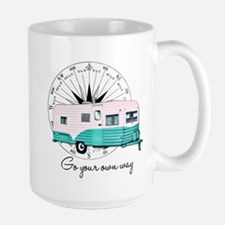 Go Your Own Way Mugs