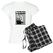 Rosie the Riveter Pajamas