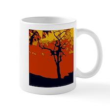 Wild Bare Tree Mugs