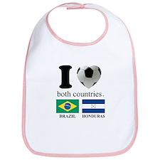 BRAZIL-HONDURAS Bib