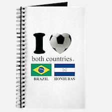 BRAZIL-HONDURAS Journal