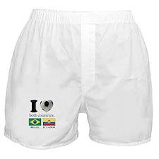 BRAZIL-ECUADOR Boxer Shorts