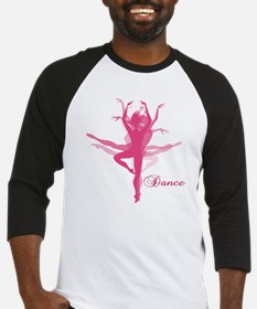 Ballet Dancer Baseball Jersey