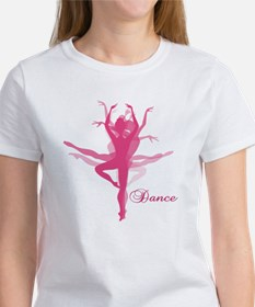 Ballet Dancer Women's T-Shirt