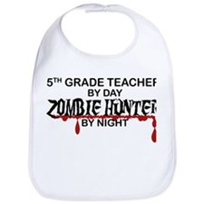 Zombie Hunter - 5th Grade Bib