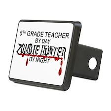 Zombie Hunter - 5th Grade Hitch Cover