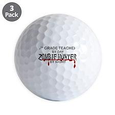 Zombie Hunter - 5th Grade Golf Ball