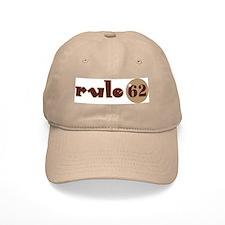 Rule 62 AA Slogan Baseball Cap