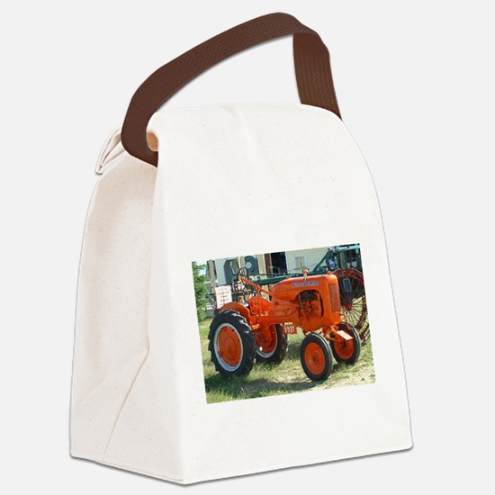 Allis Chalmers Tractor.png Canvas Lunch Bag