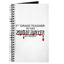 Zombie Hunter - 1st Grade Journal