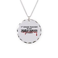 Zombie Hunter - 1st Grade Necklace