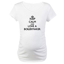 Keep Calm and Love a Boilermaker Shirt