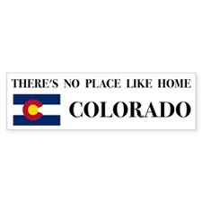 Colorado Bumper Bumper Sticker