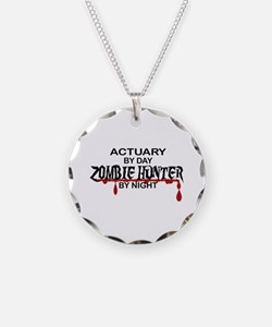 Zombie Hunter - Actuary Necklace