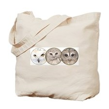 just owls Tote Bag