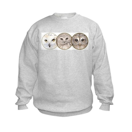 just owls Kids Sweatshirt