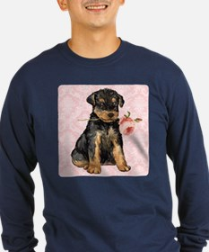 Airedale Rose T