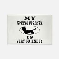 My Dandie Dinmont Terrier Is Very Friendly Rectang