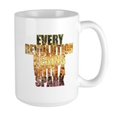 Revolution Flame Mugs