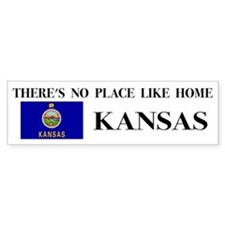 Kansas Bumper Bumper Sticker