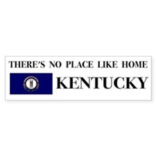 Kentucky Bumper Car Sticker